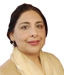 CMO Dr. Fauzia Khan