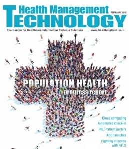 Health Management & Technology Cover Story